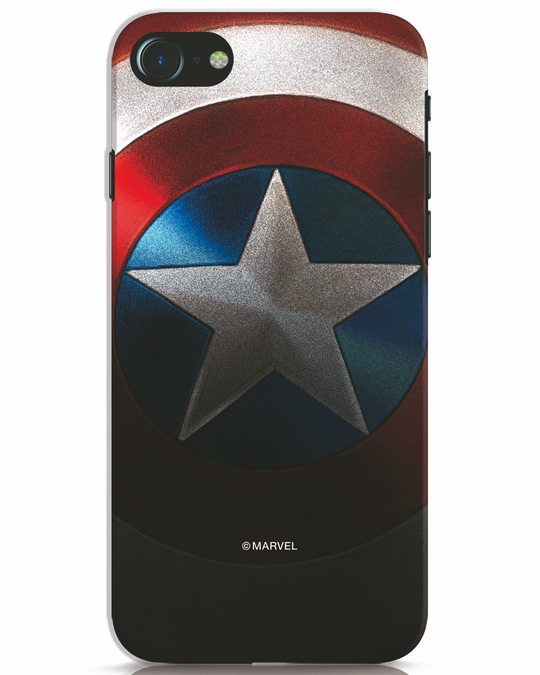 Shop Captain iPhone 8 Mobile Cover-Front
