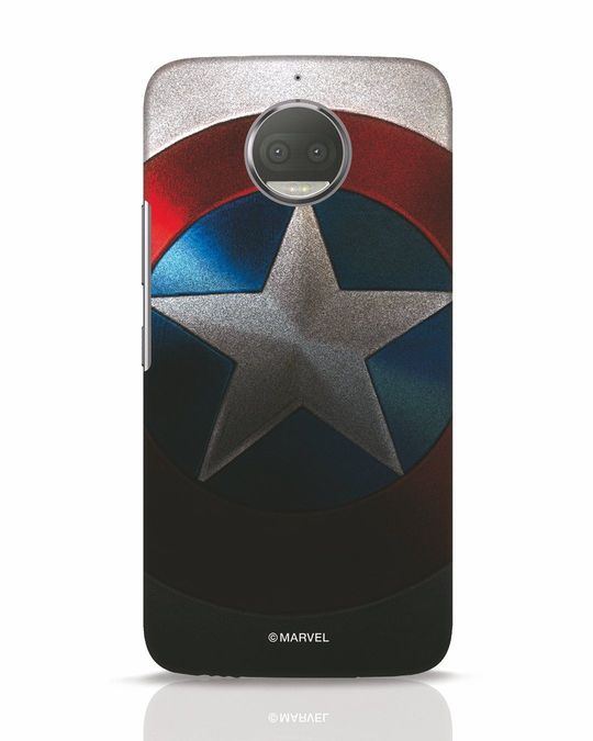 Shop Captain Moto G5s Plus Mobile Cover-Front