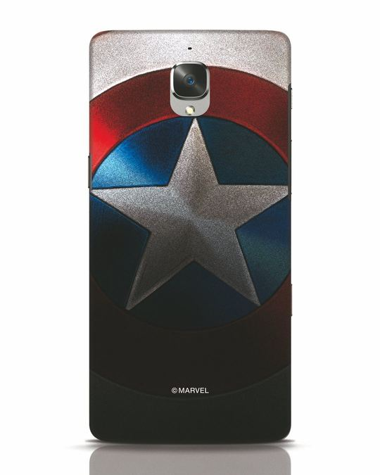 Shop Captain OnePlus 3T Mobile Cover-Front