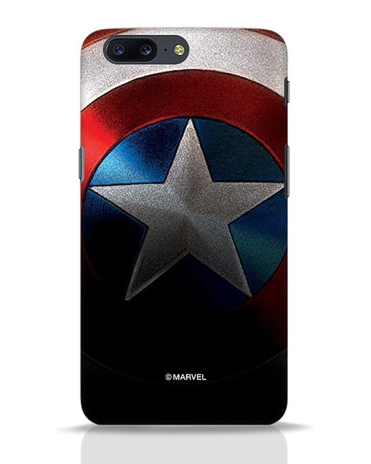 Shop Captain OnePlus 5 Mobile Cover-Front