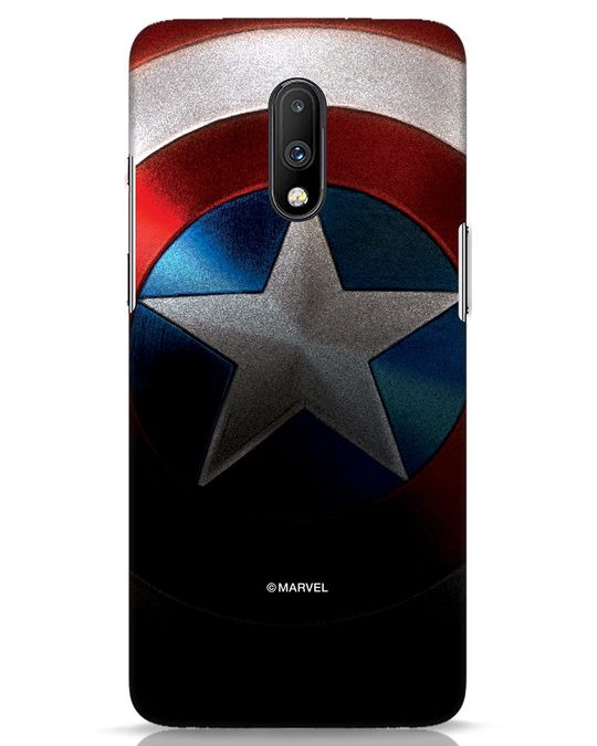 Shop Captain OnePlus 7 Mobile Cover-Front