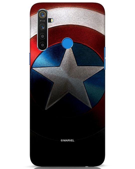 Shop Captain Realme 5 Mobile Cover-Front
