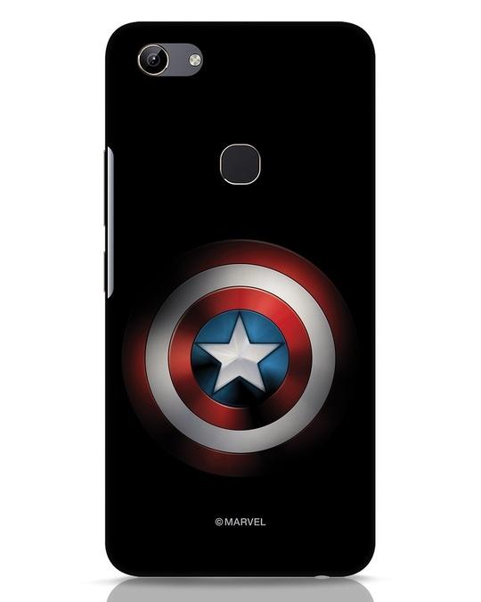 Shop Captain's Shield Vivo Y81 Mobile Cover (AVL)-Front