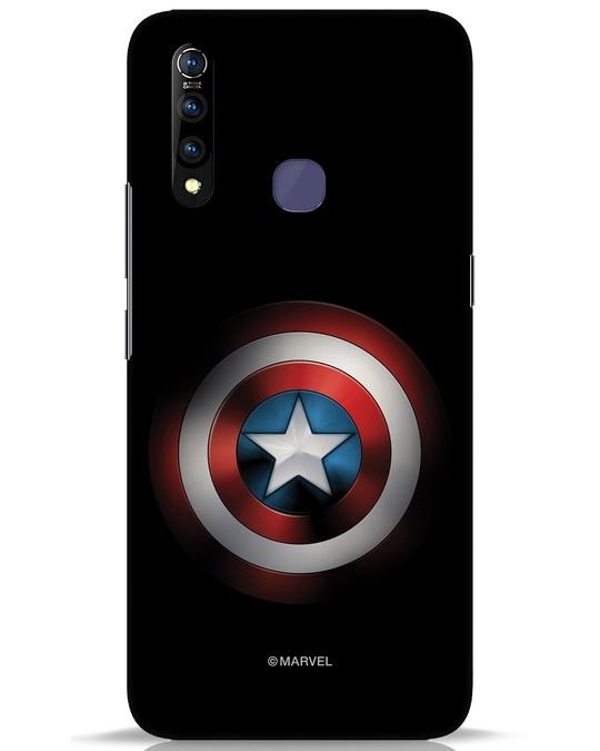 Shop Captain's Shield Vivo Z1 Pro Mobile Cover (AVL)-Front