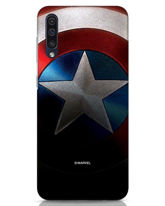 Shop Captain Samsung Galaxy A50 Mobile Cover-Front