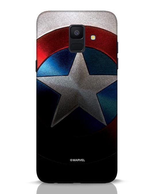 Shop Captain Samsung Galaxy A6 2018 Mobile Cover-Front