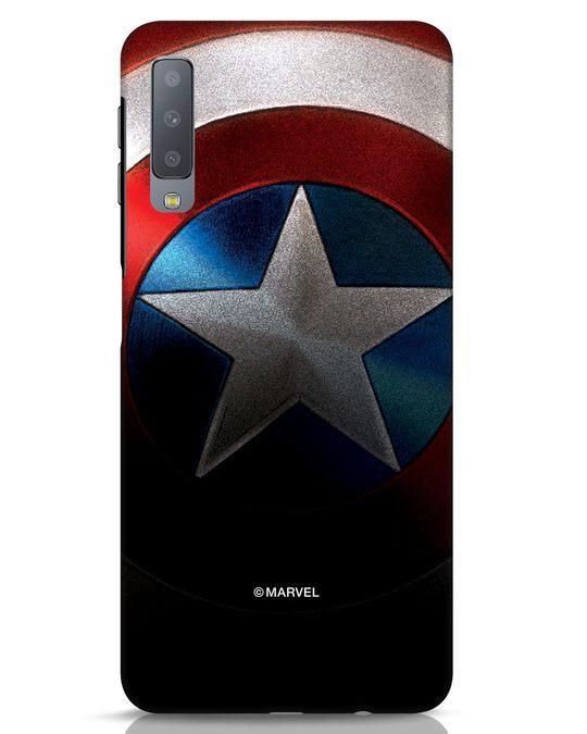 Shop Captain Samsung Galaxy A7 Mobile Cover-Front