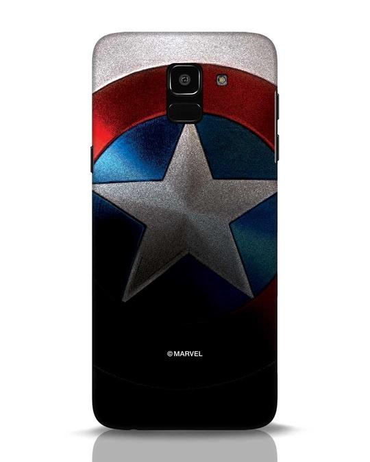 Shop Captain Samsung Galaxy J6 Mobile Cover-Front