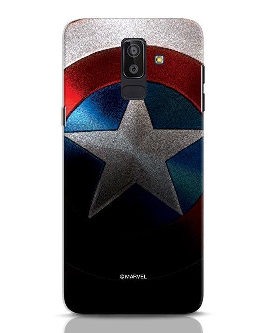 Shop Captain Samsung Galaxy J8 Mobile Cover-Front