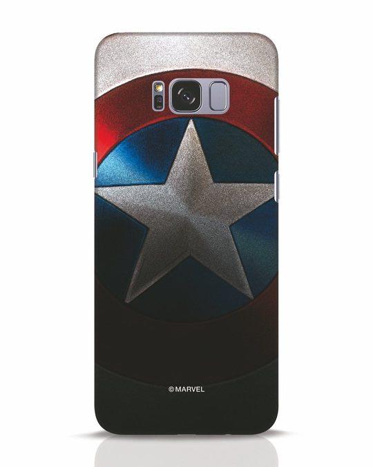 Shop Captain Samsung Galaxy S8 Plus Mobile Cover-Front