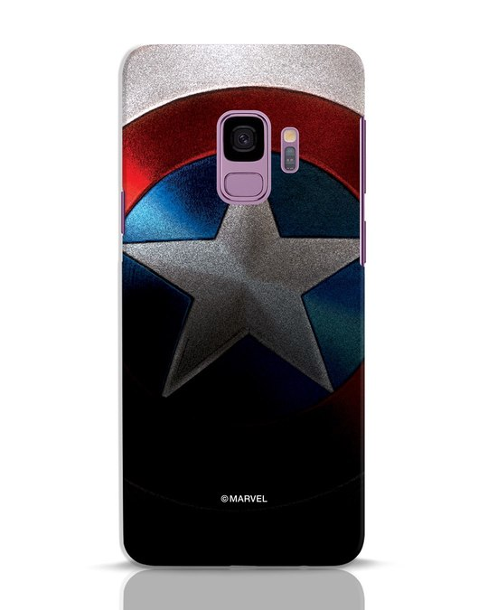 Shop Captain Samsung Galaxy S9 Mobile Cover-Front