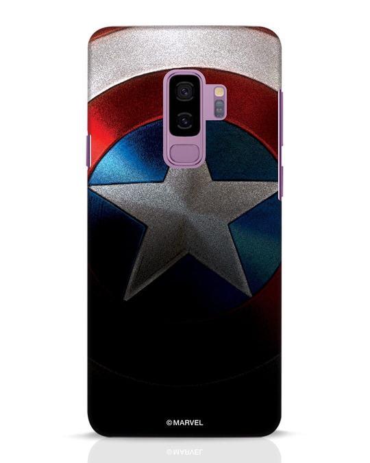 Shop Captain Samsung Galaxy S9 Plus Mobile Cover-Front