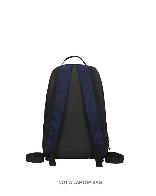 Shop Captain Shield Realistic Printed Mini Small Backpacks (AVL) Navy Blue-Design
