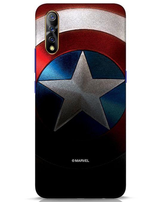 Shop Captain Vivo S1 Mobile Cover-Front