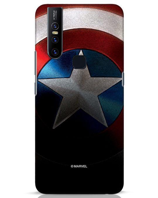Shop Captain Vivo V15 Mobile Cover-Front