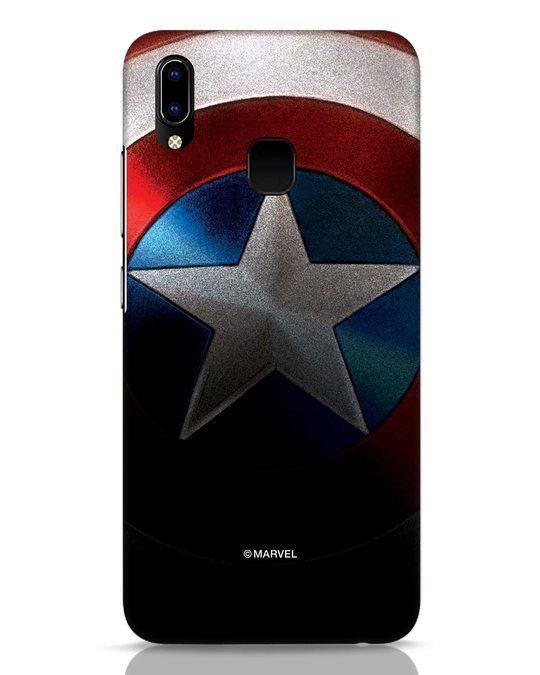 Shop Captain Vivo Y93 Mobile Cover-Front