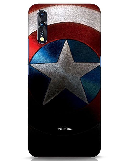Shop Captain Vivo Z1x Mobile Cover-Front