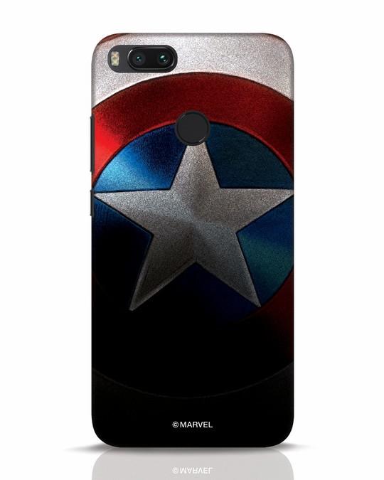 Shop Captain Xiaomi Mi A1 Mobile Cover-Front