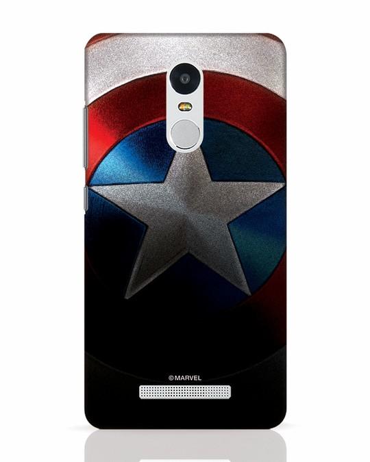 Shop Captain Xiaomi Redmi Note 3 Mobile Cover-Front
