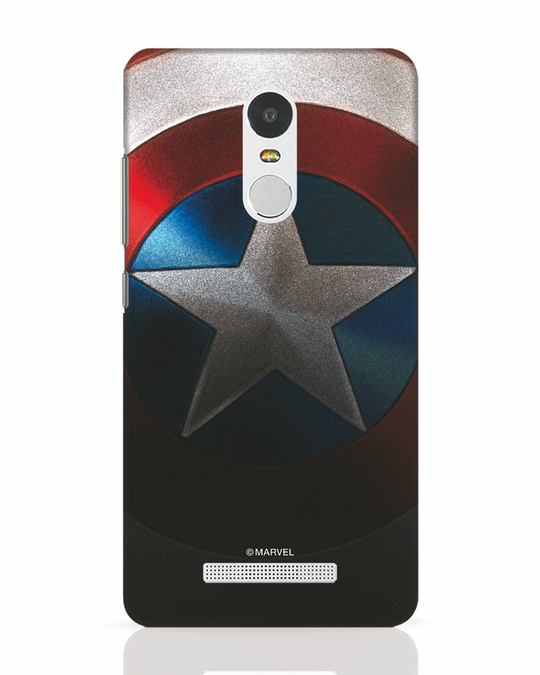 Shop Captain Xiaomi Redmi Note 3 Mobile Cover-Front