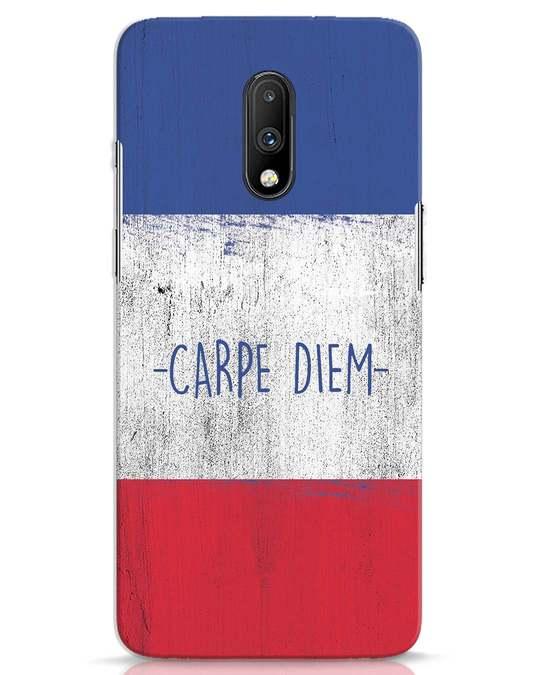 Shop Carpe Diem OnePlus 7 Mobile Cover-Front
