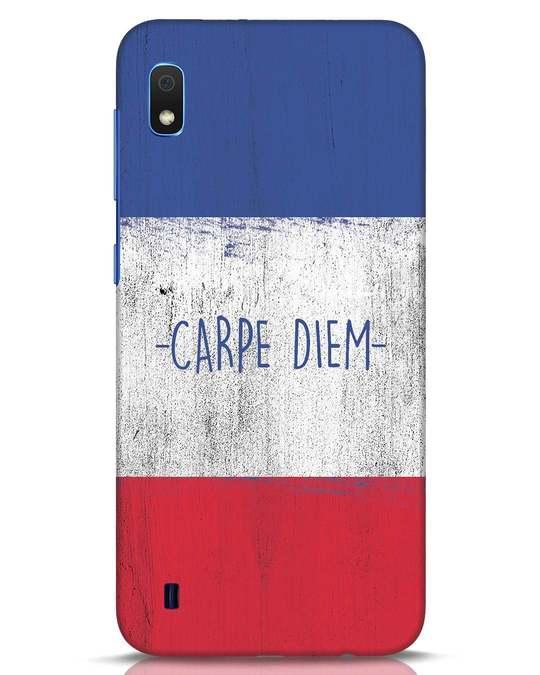 Shop Carpe Diem Samsung Galaxy A10 Mobile Cover-Front