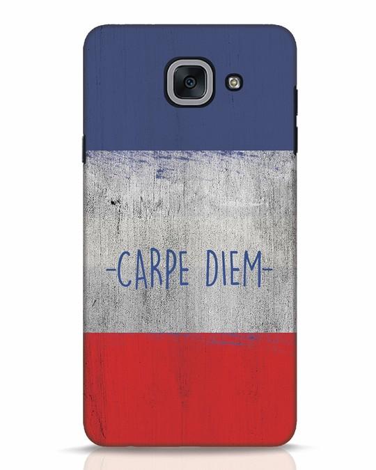 Shop Carpe Diem Samsung Galaxy J7 Max Mobile Cover-Front