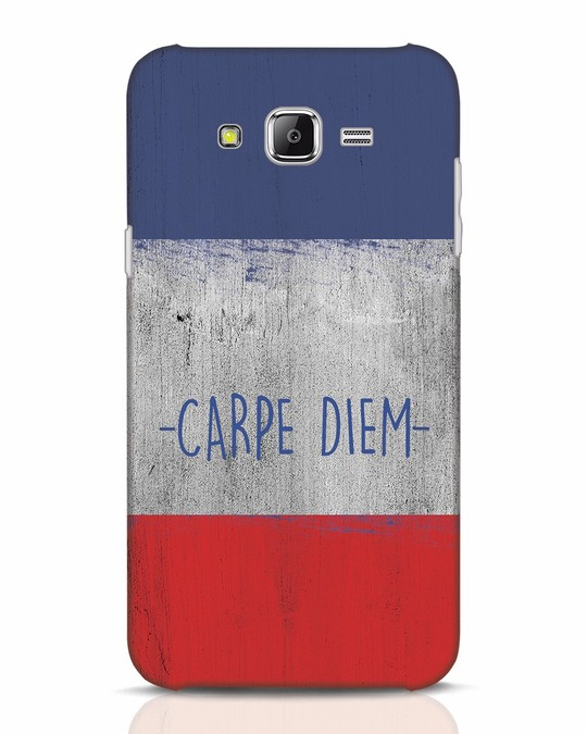 Shop Carpe Diem Samsung Galaxy J7 Mobile Cover-Front