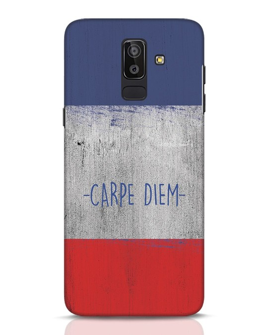 Shop Carpe Diem Samsung Galaxy J8 Mobile Cover-Front