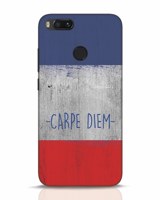 Shop Carpe Diem Xiaomi Mi A1 Mobile Cover-Front