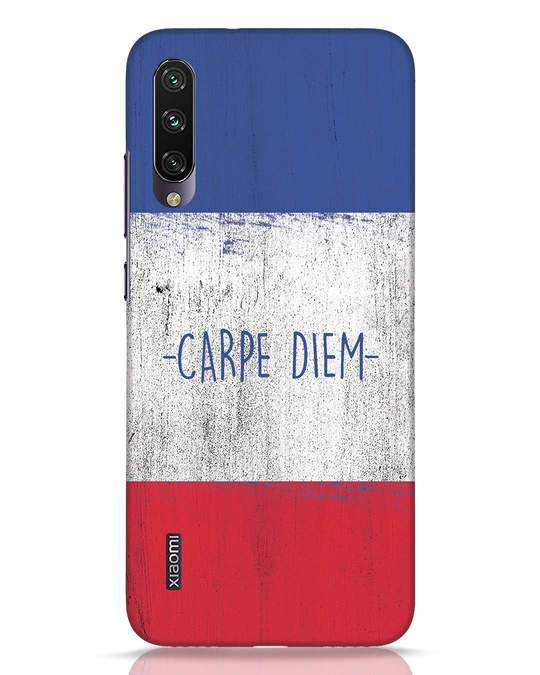 Shop Carpe Diem Xiaomi Mi A3 Mobile Cover-Front