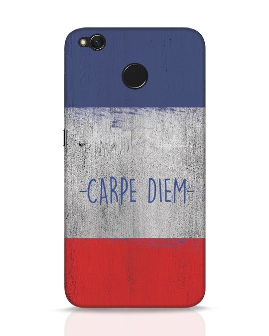 Shop Carpe Diem Xiaomi Redmi 4 Mobile Cover-Front