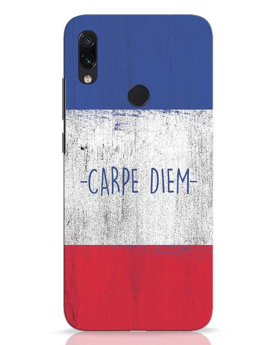 Shop Carpe Diem Xiaomi Redmi Note 7 Mobile Cover-Front