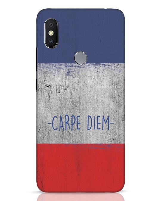 Shop Carpe Diem Xiaomi Redmi Y2 Mobile Cover-Front