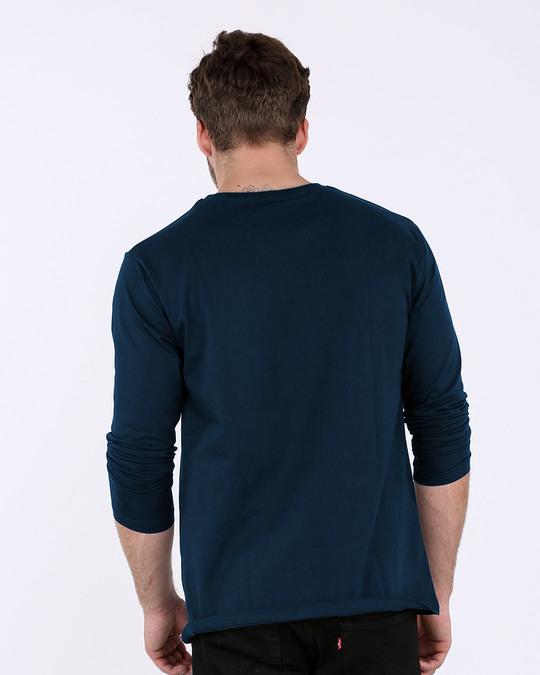Shop Caution Kaafi Sanskari Full Sleeve T-Shirt-Full