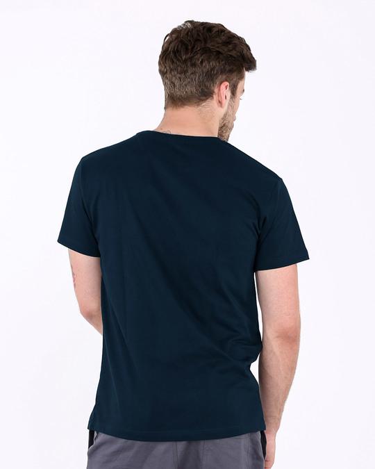 Shop Caution Kaafi Sanskari Half Sleeve T-Shirt