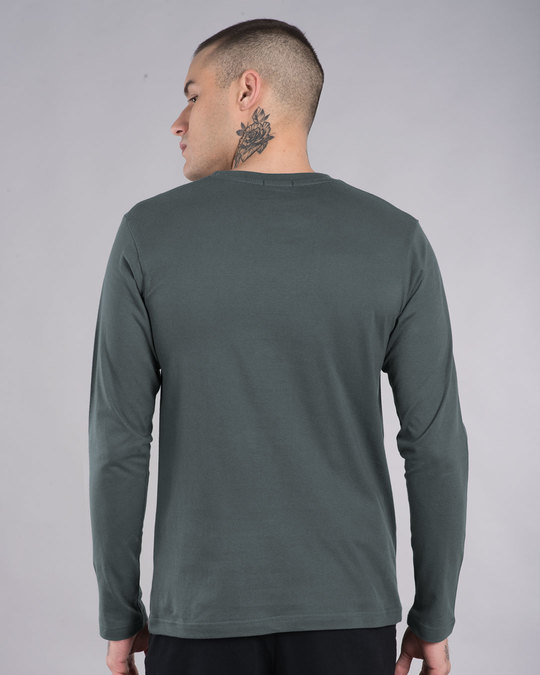 Shop Certified Insane Full Sleeve T-Shirt (BML)-Back