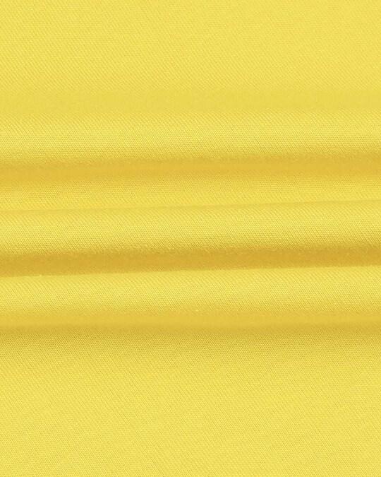 Shop Ceylon Yellow Half Sleeve T-Shirt