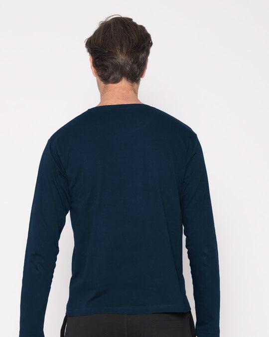 Shop Chal Baithte Hai Full Sleeve T-Shirt-Design
