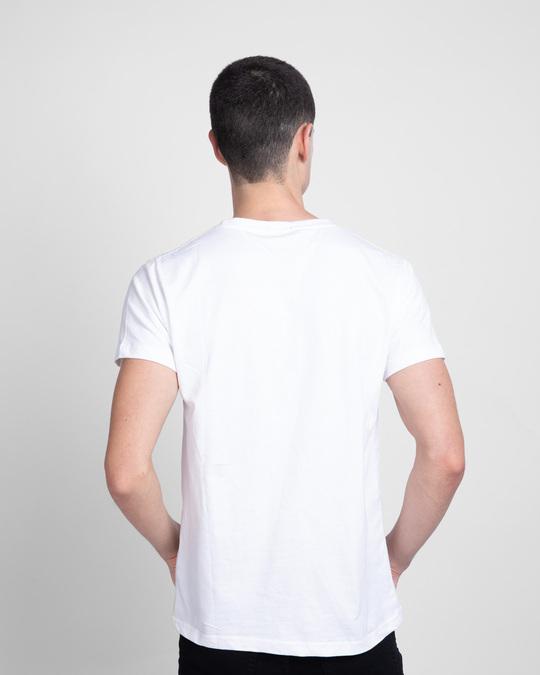 Shop Champion Repeat Half Sleeve T-Shirt-Back