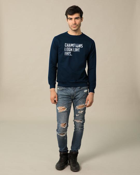 Shop Champions Look Like This Sweatshirt-Full