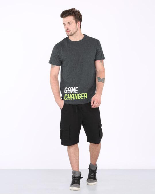 Shop Change The Game Half Sleeve T-Shirt