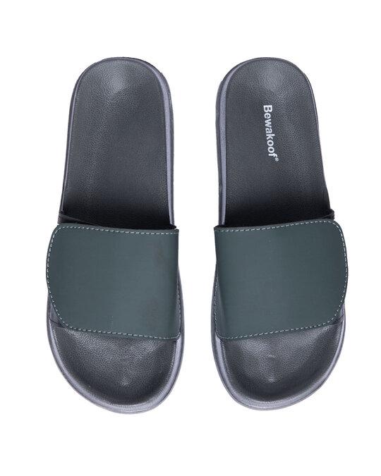 Shop Charcoal Lightweight Velcro Men's Slider-Back