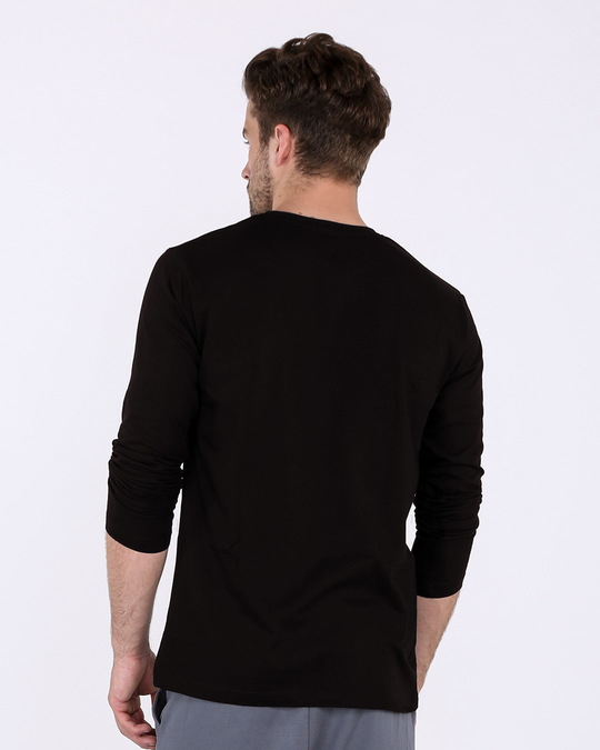 Shop Chase Runs Full Sleeve T-Shirt-Back
