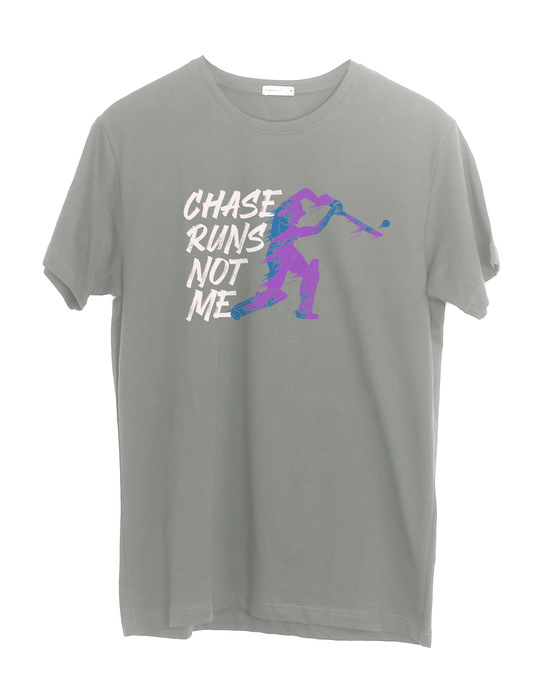 Shop Chase Runs Half Sleeve T-Shirt-Front