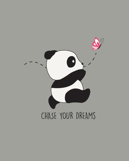 Shop Chase Your Dreams Half Sleeve T-Shirt