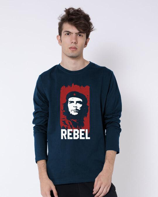 Shop Che Guevara Full Sleeve T-Shirt-Front