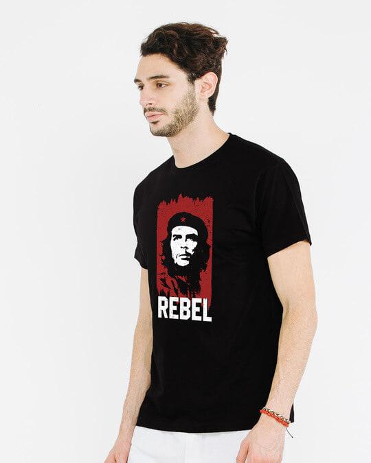 Shop Che Guevara Half Sleeve T-Shirt-Design