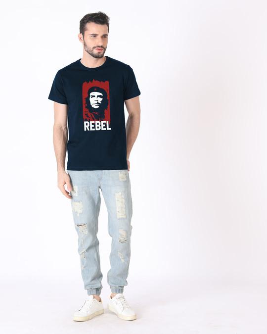 Shop Che Guevara Half Sleeve T-Shirt