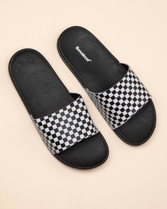 Shop Checkerboard Sliders-Front